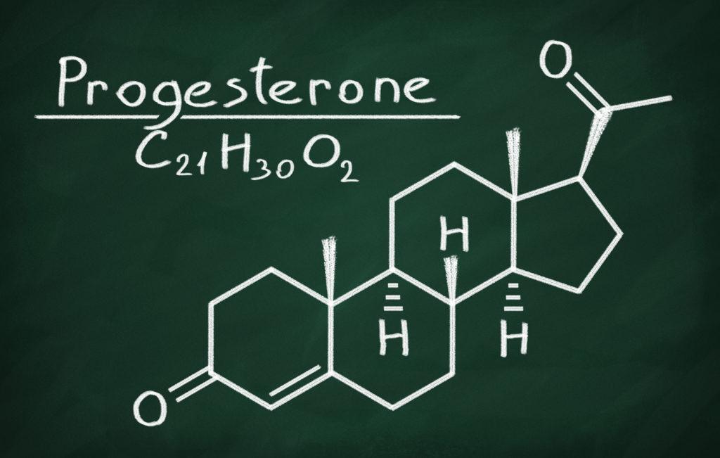 Low progesterone
