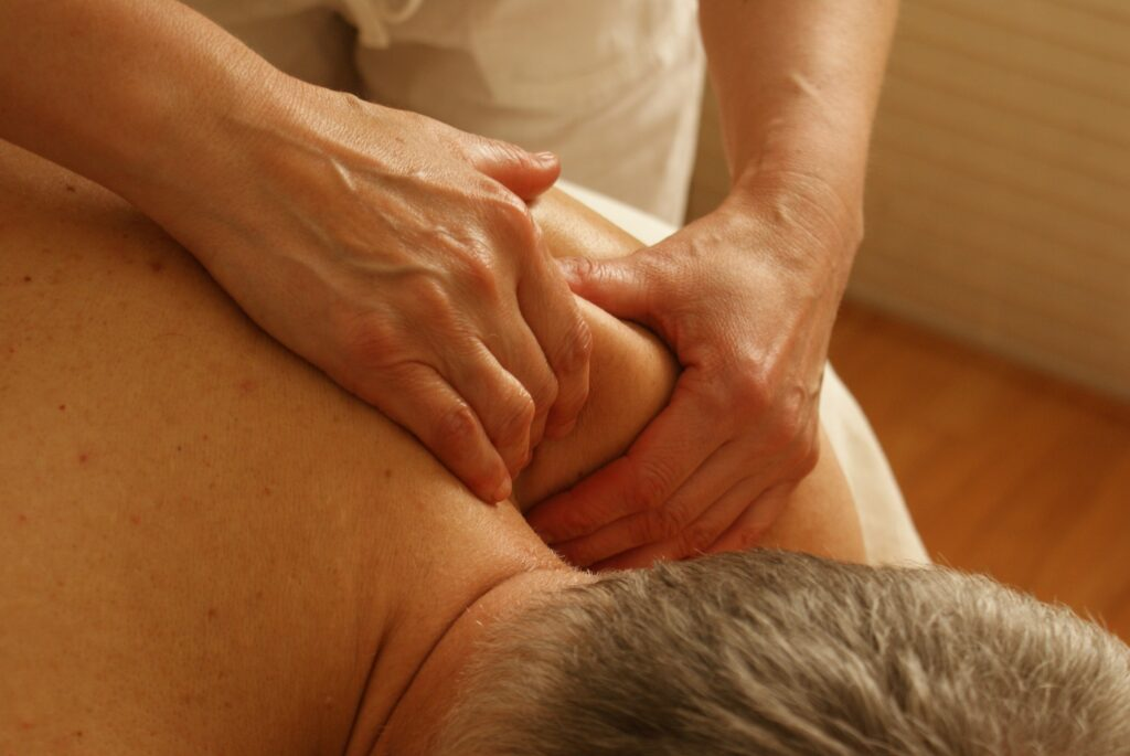 Emotional benefits of massage
