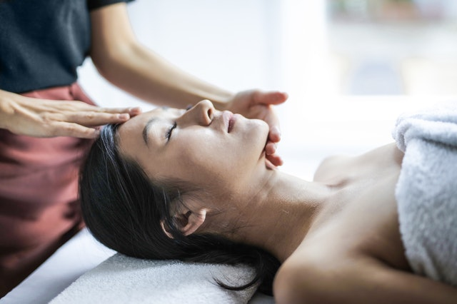 Massage and the immune response